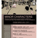 Minor Characters: Sexuality and Race in Asian North American Literature and Film