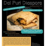 Dal Puri Diaspora: Culinary Migrations from India to Trinidad, from the Caribbean to North America