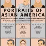 Asian American Studies Learning Community Art Exhibition - Spring 2014
